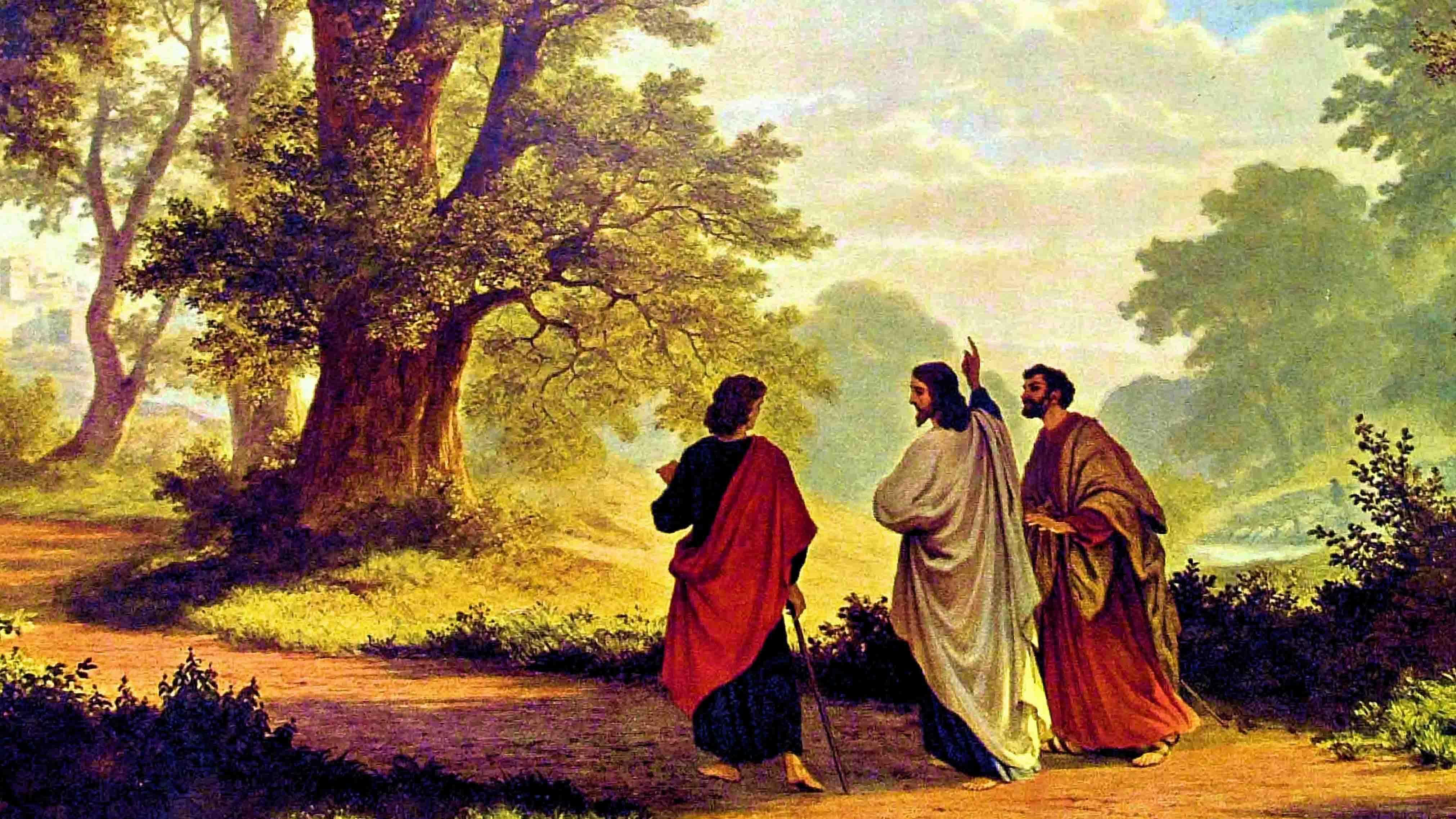 Familiengottesdienst Ostern Emmaus