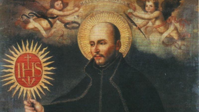 Ignatius Von Loyola Exerzitien