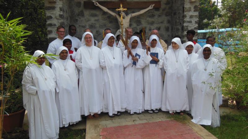 Die Trösterinnen des Heiligsten Herzens Jesu in Indien
