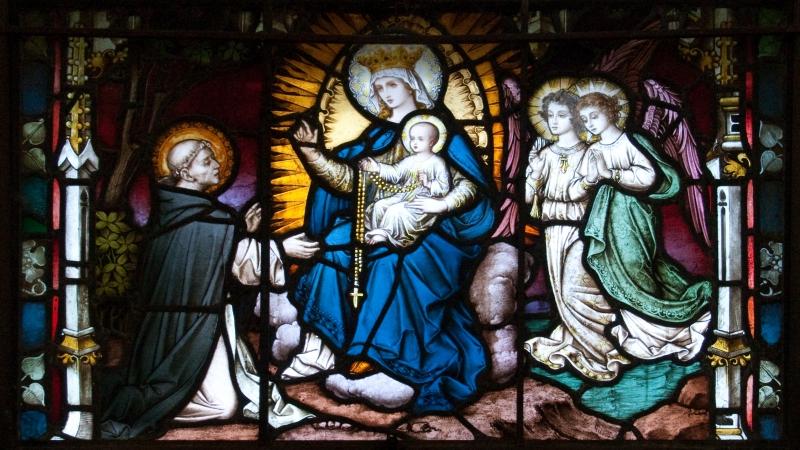 Wie Betet Man Einen Rosenkranz